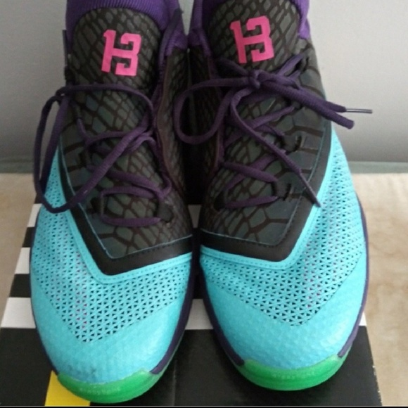 4015acd30a56 James Harden Crazylight Boost 2.5 All Star PE. NWT. adidas
